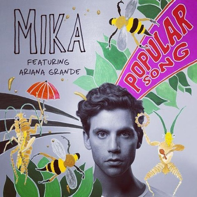 Mika-feat.-Ariana-Grande-Popular-song.