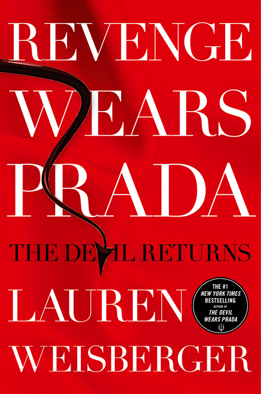 revenge-wears-prada-by-lauren-weisberger-autora de el diablo viste de prada