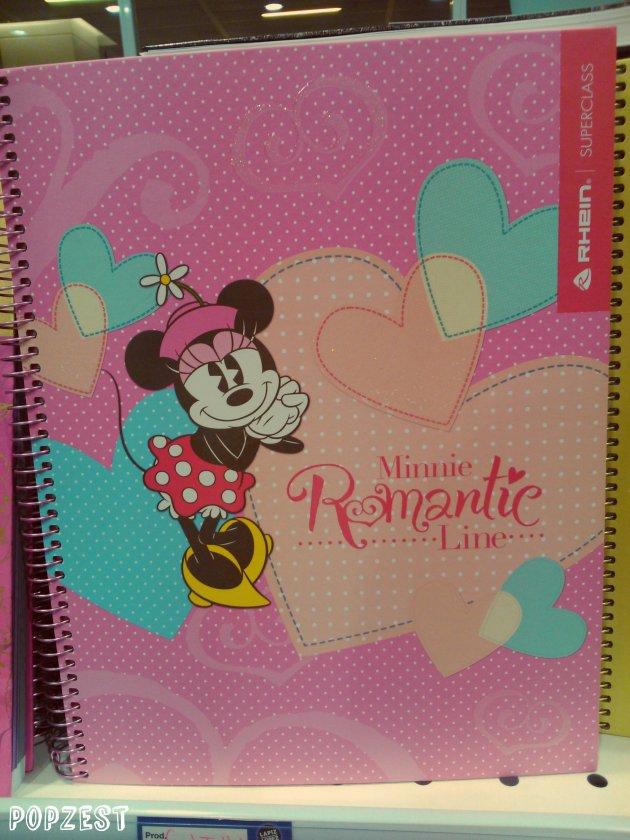 Popzest.com Minnie Cuaderno