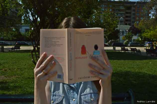 Reading Andrea Larrabe